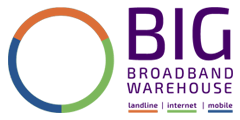 Big Broadband Warehouse logo